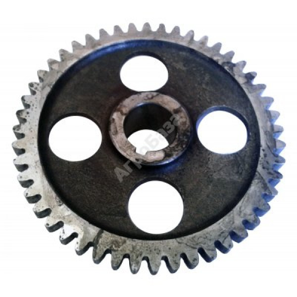 Шестерня распредвала Z 56 ( внутренний Ø 25 мм - прямой зуб)
