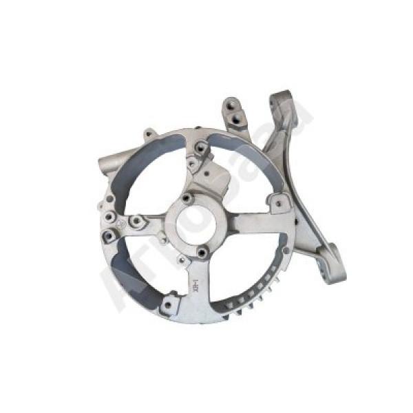 Крышка статора с кронштейнами (4-6кВт)