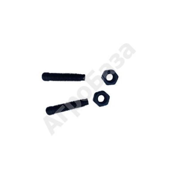 Винт регулировочный клапанов с гайкой (2 винта+2 гайки)