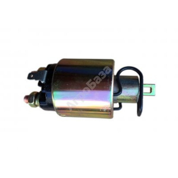 Реле втягивающее электростартера ( скоба )