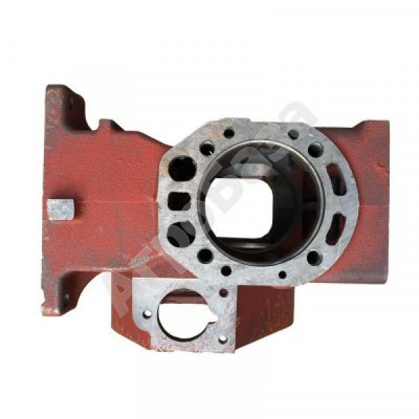 Блок двигателя GZ (крепление крышки внизу-три болта)