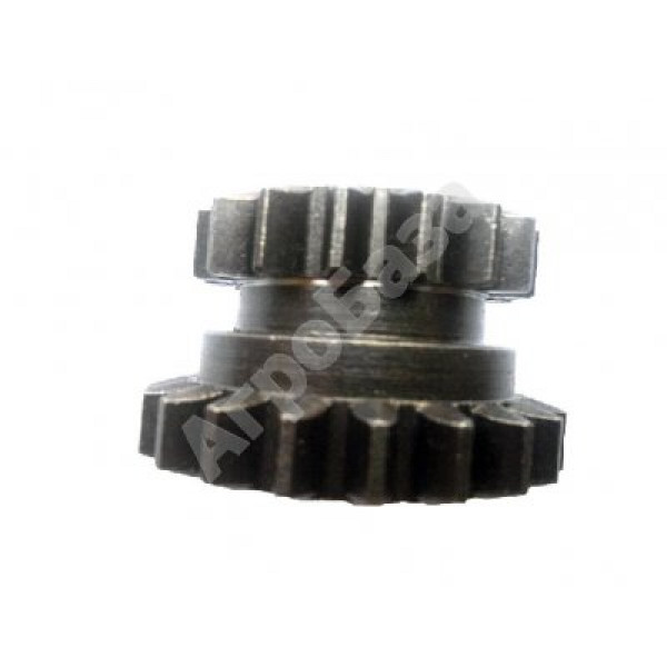 Блок-шестерня(GN-4) Z 16х20