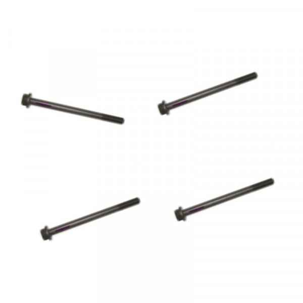 Винт крепления головки цилиндра (комплект - 4 шт)